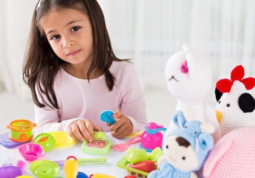 Как выбрать игрушки для девочки?