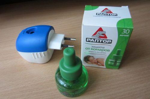 Защитные средства от комаров