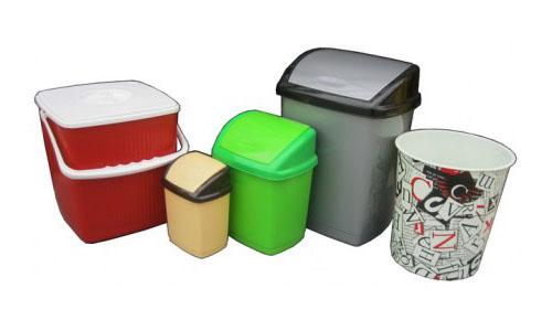 Как выбрать ведро для мусора?